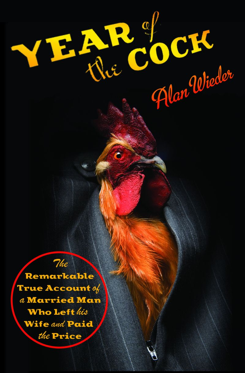Year of the Cock, cover art