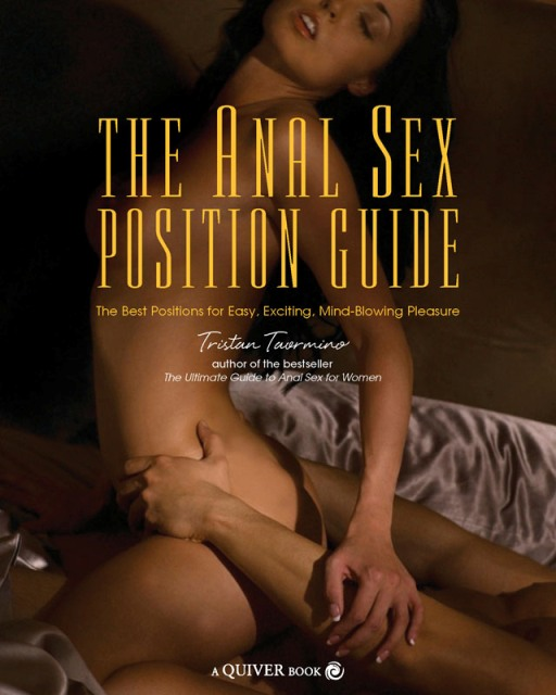 That reminded me of another book in my pile: The Anal Sex Positions Guide by ...