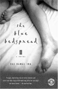 Bluebedspread