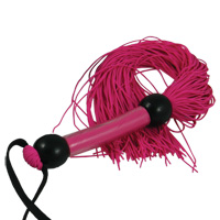 Medium pink whip