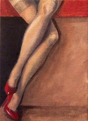 High heels by natalienka