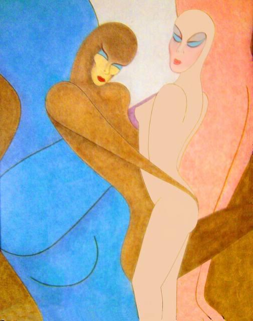 Women by TheLadyFidgets